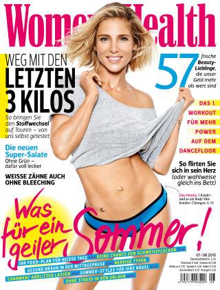 Women's Health - DE 07_08/2015