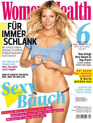 Women's Health - DE 09/2015