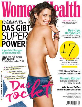 Women's Health - DE 10/2015