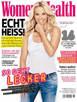 Women's Health - DE 11/2015