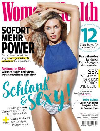 Women's Health - DE 04/2016