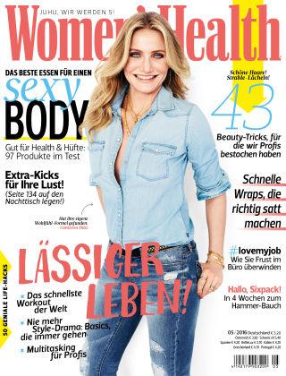 Women's Health - DE 05/2016