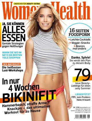 Women's Health - DE 06/2016