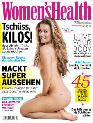 Women's Health - DE 10/2016