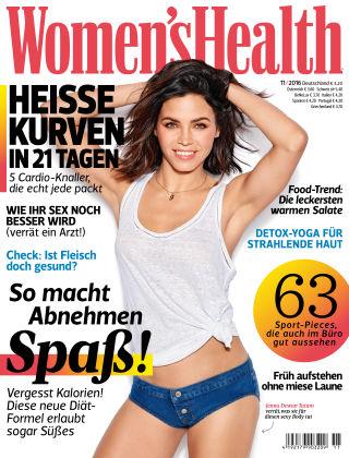 Women's Health - DE 11/2016