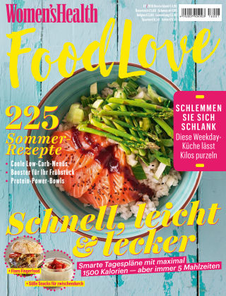 Women's Health - DE Sonderheft 1/2018