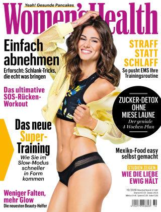 Women's Health - DE 10_2018