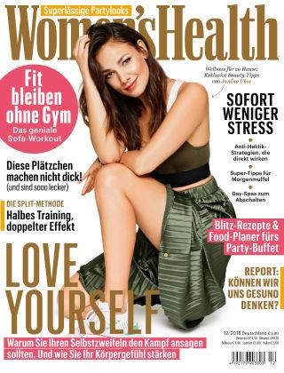 Women's Health - DE 12/2018