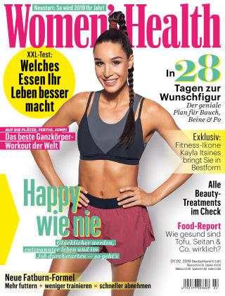 Women's Health - DE 02/2019