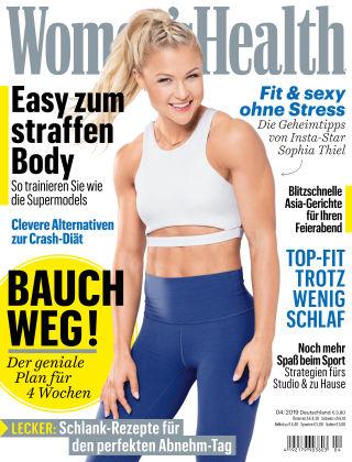 Women's Health - DE 04 2019