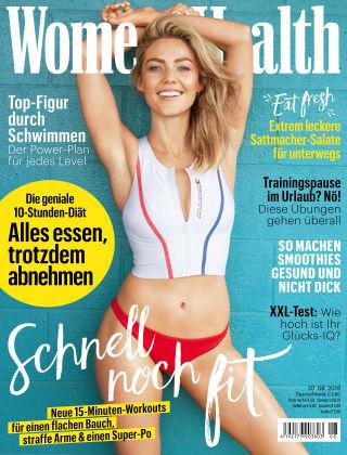Women's Health - DE 08 2019