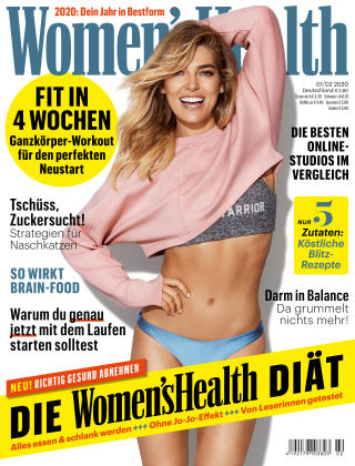 Women's Health - DE 01/02 2020