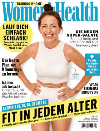 Women's Health - DE 03 2021