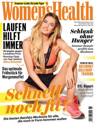 Women's Health - DE 06 2021