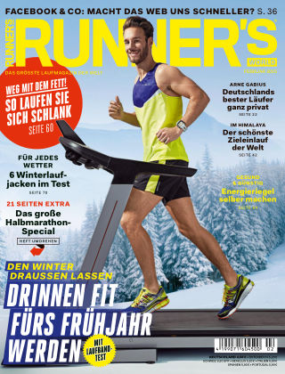 RUNNER'S WORLD - DE 02/2015