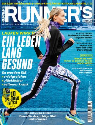 RUNNER'S WORLD - DE 03/2015