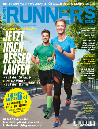 RUNNER'S WORLD - DE 04/2015