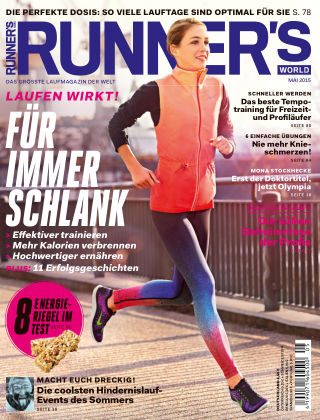 RUNNER'S WORLD - DE 05/2015