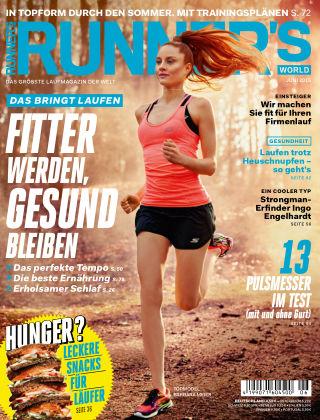 RUNNER'S WORLD - DE 06/2015