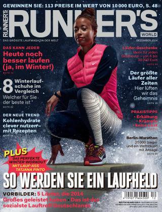 RUNNER'S WORLD - DE 12/2014