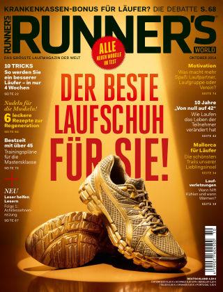 RUNNER'S WORLD - DE 10/2014