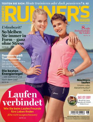 RUNNER'S WORLD - DE 08/2014