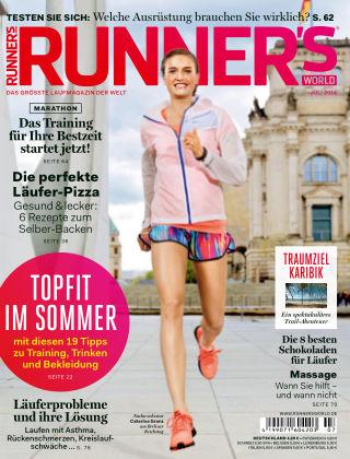 RUNNER'S WORLD - DE 07/2014