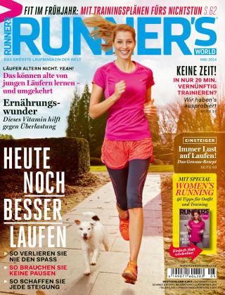 RUNNER'S WORLD - DE 05/2014