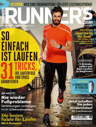 RUNNER'S WORLD - DE 06/2014