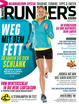 RUNNER'S WORLD - DE 02/2014