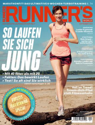 RUNNER'S WORLD - DE 09/2015