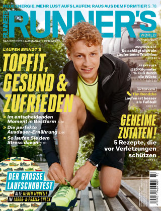 RUNNER'S WORLD - DE 10/2015