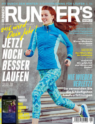 RUNNER'S WORLD - DE 2015-12-10