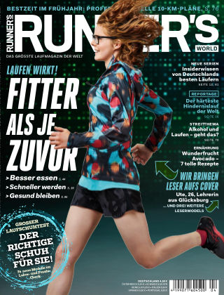 RUNNER'S WORLD - DE 04/2016
