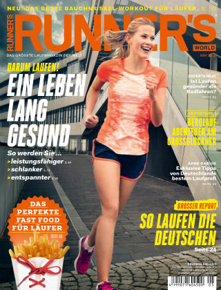 RUNNER'S WORLD - DE 05/2016