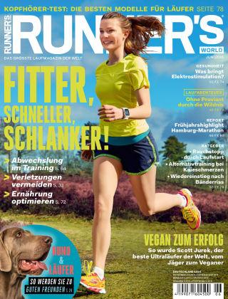 RUNNER'S WORLD - DE 06/2016