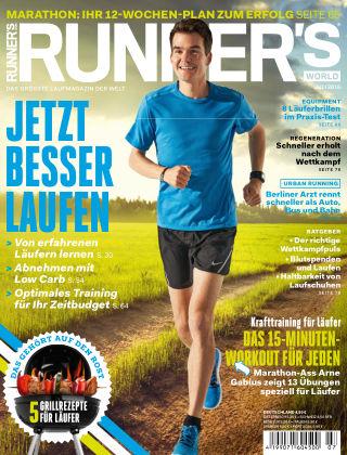 RUNNER'S WORLD - DE 07/2016