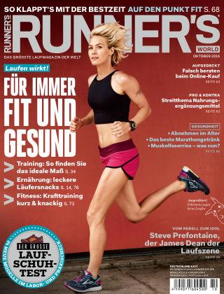 RUNNER'S WORLD - DE 10/2016
