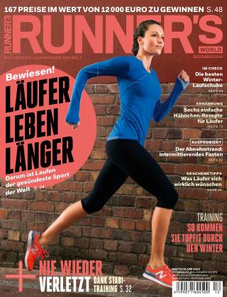 RUNNER'S WORLD - DE 12/2016