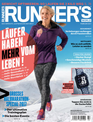 RUNNER'S WORLD - DE 02/2017