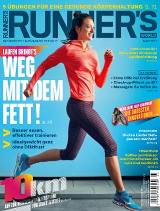 RUNNER'S WORLD - DE 03/2017