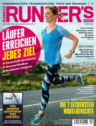 RUNNER'S WORLD - DE 04/2017