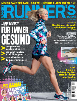 RUNNER'S WORLD - DE 05/2017