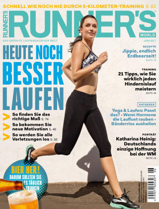 RUNNER'S WORLD - DE 06/2017