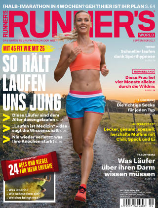 RUNNER'S WORLD - DE 09/2017