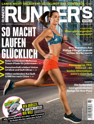 RUNNER'S WORLD - DE 10/2017