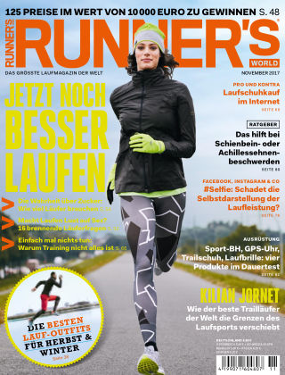 RUNNER'S WORLD - DE 11/2017