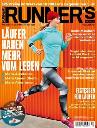 RUNNER'S WORLD - DE 12/2017