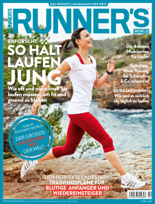 RUNNER'S WORLD - DE 04/2018