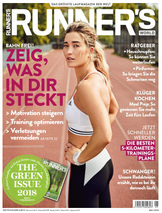 RUNNER'S WORLD - DE 05/2018